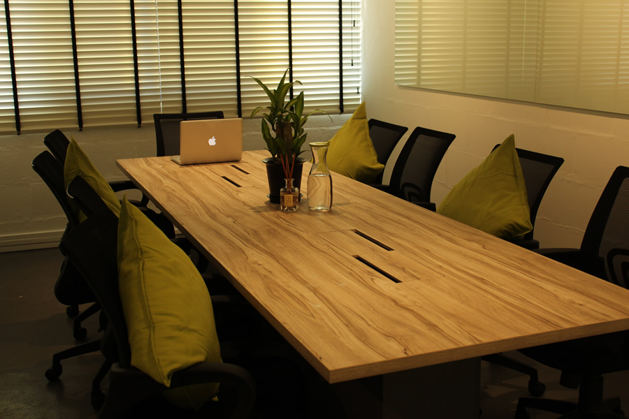 Blog - New Campus Boardroom