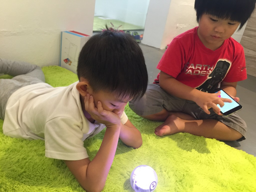 Coding Classes for 4-6 year olds
